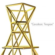 Geodesic Teepee